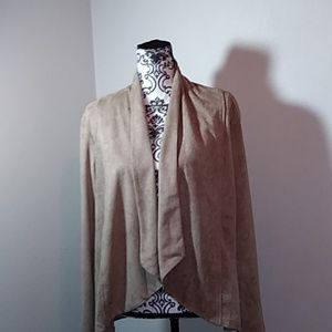 89th & Madison Open Front Cardigan.